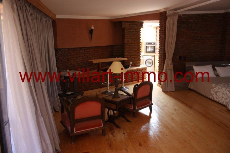 05-Location-Tanger-Appartement-Quartier la montagne-Meublé-Studio-L977