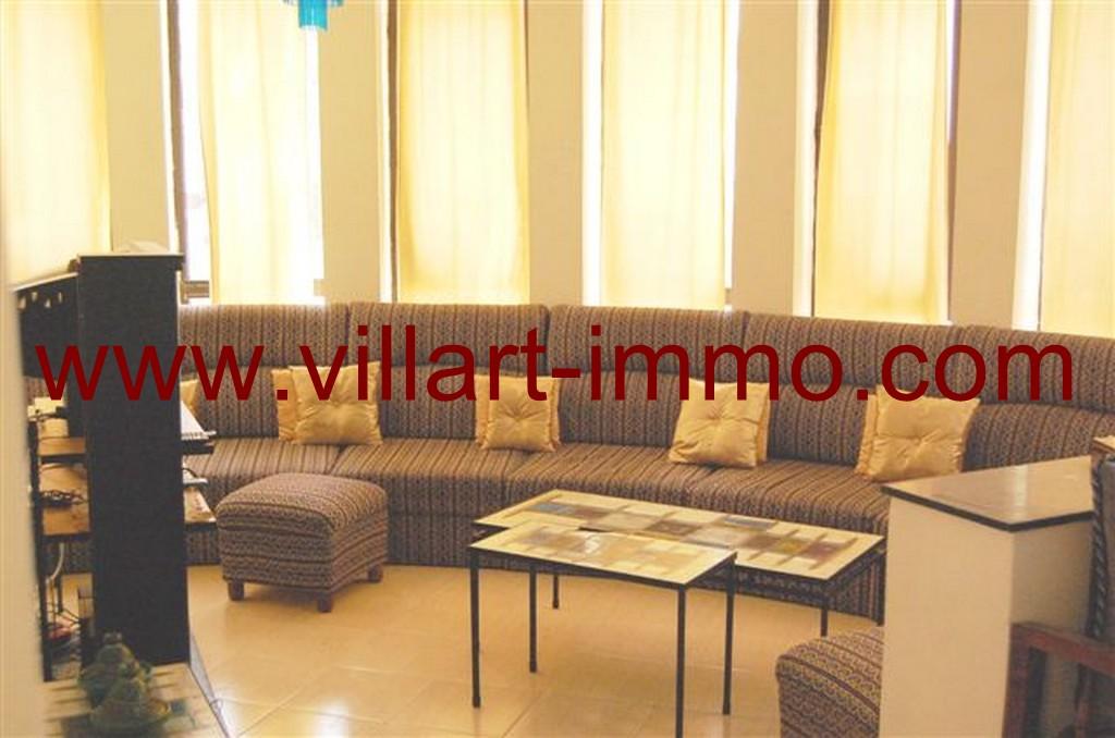 A louer un appartement f3 meubl au quartier n jma villart for Louer un appartement meuble