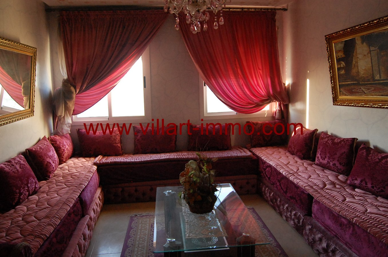 An apartment for sale near the city center of Tangier | Villart