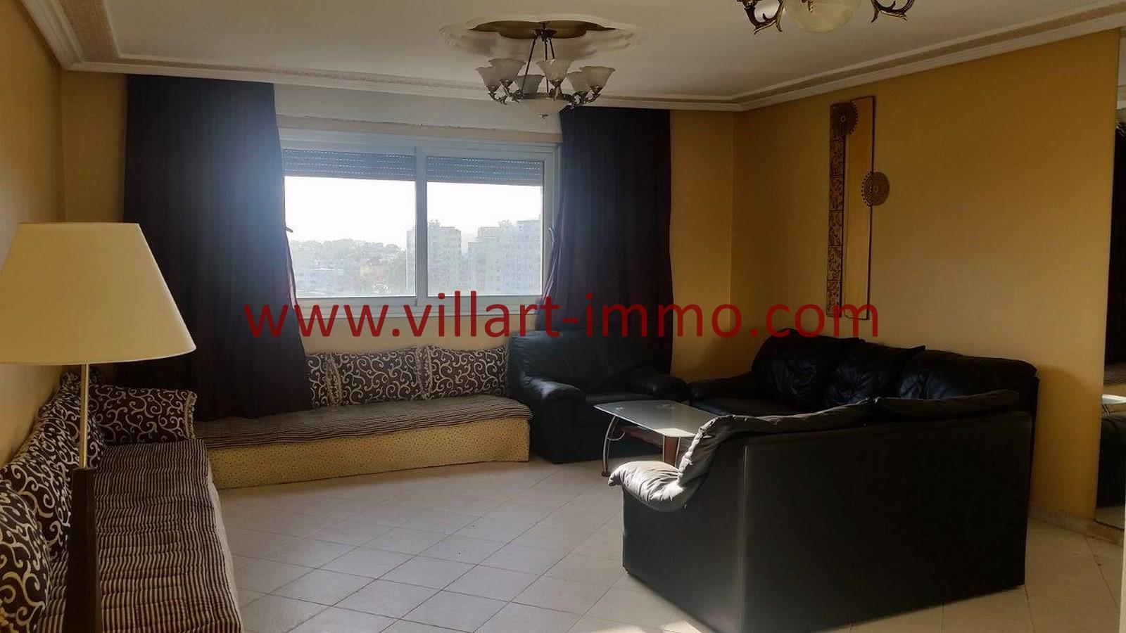 1-location-Appartement-Meuble-Tanger-Iberia-Salon 1-l1012-villart-immo-maroc