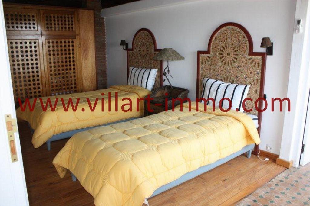 11-Location-Tanger-La montagne-Appartement-Meublé-Chambre 2-L978