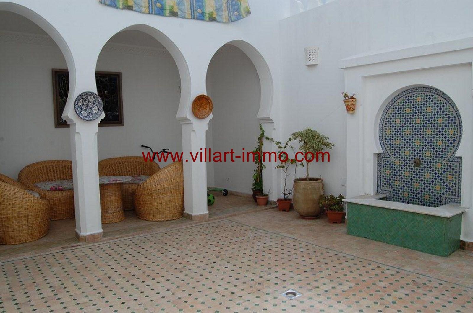 11-For-Sale-Villa-Tangier-Malabata-Yard-VV354-Villart Immo