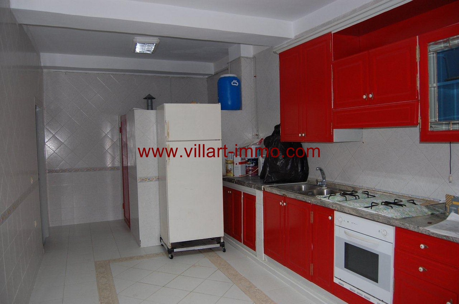 12-Location-Villa-Meublée-Tanger-Achakar-Cuisine-LV910-Villart immo