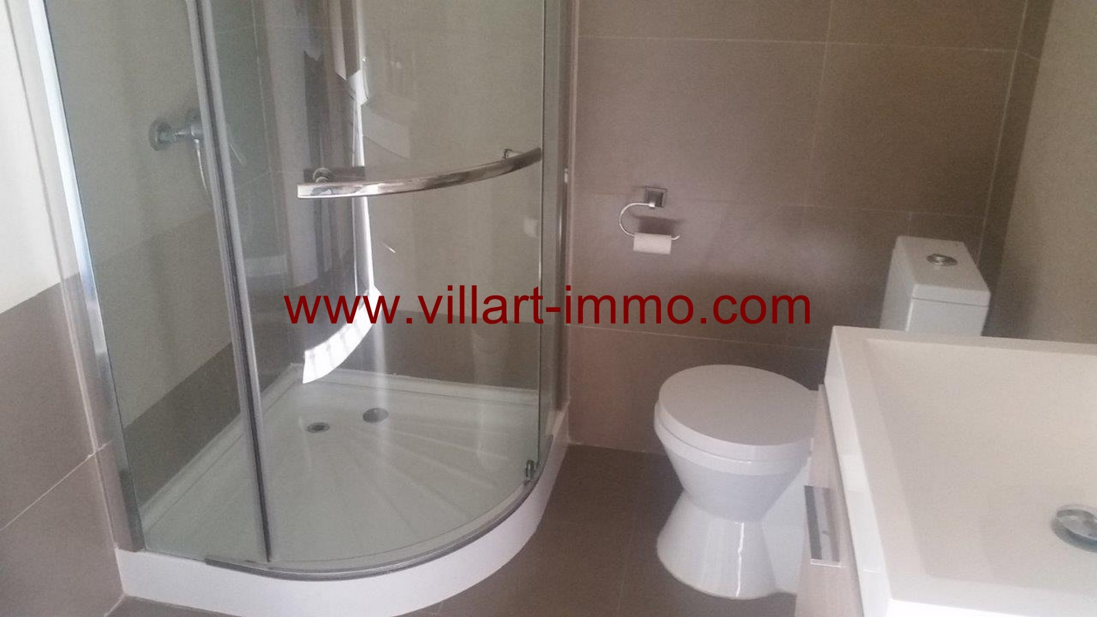 5-To Let-Villa-Furnished-Tangier-Bathroom-LSTV986-Villart Immo