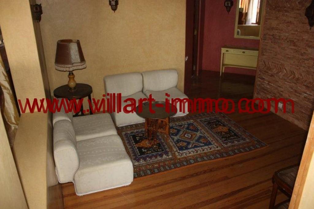 13-Location-Tanger-La montagne-Appartement-Meublé-Salon-L978