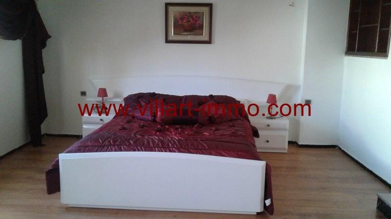 A louer belle villa non meubl e avec terrasse proche du centre ville de tanger villart - Location meublee amortissement du bien ...