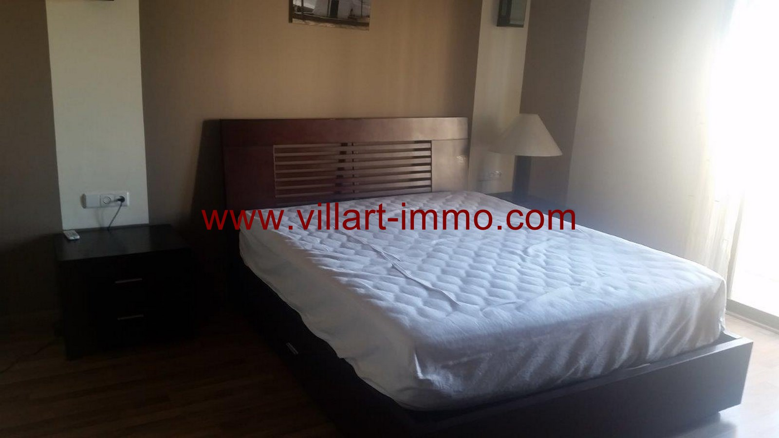 14-To Let-Villa-Furnished-Tangier-Bedroom 2-LSTV986-Villart-Immo