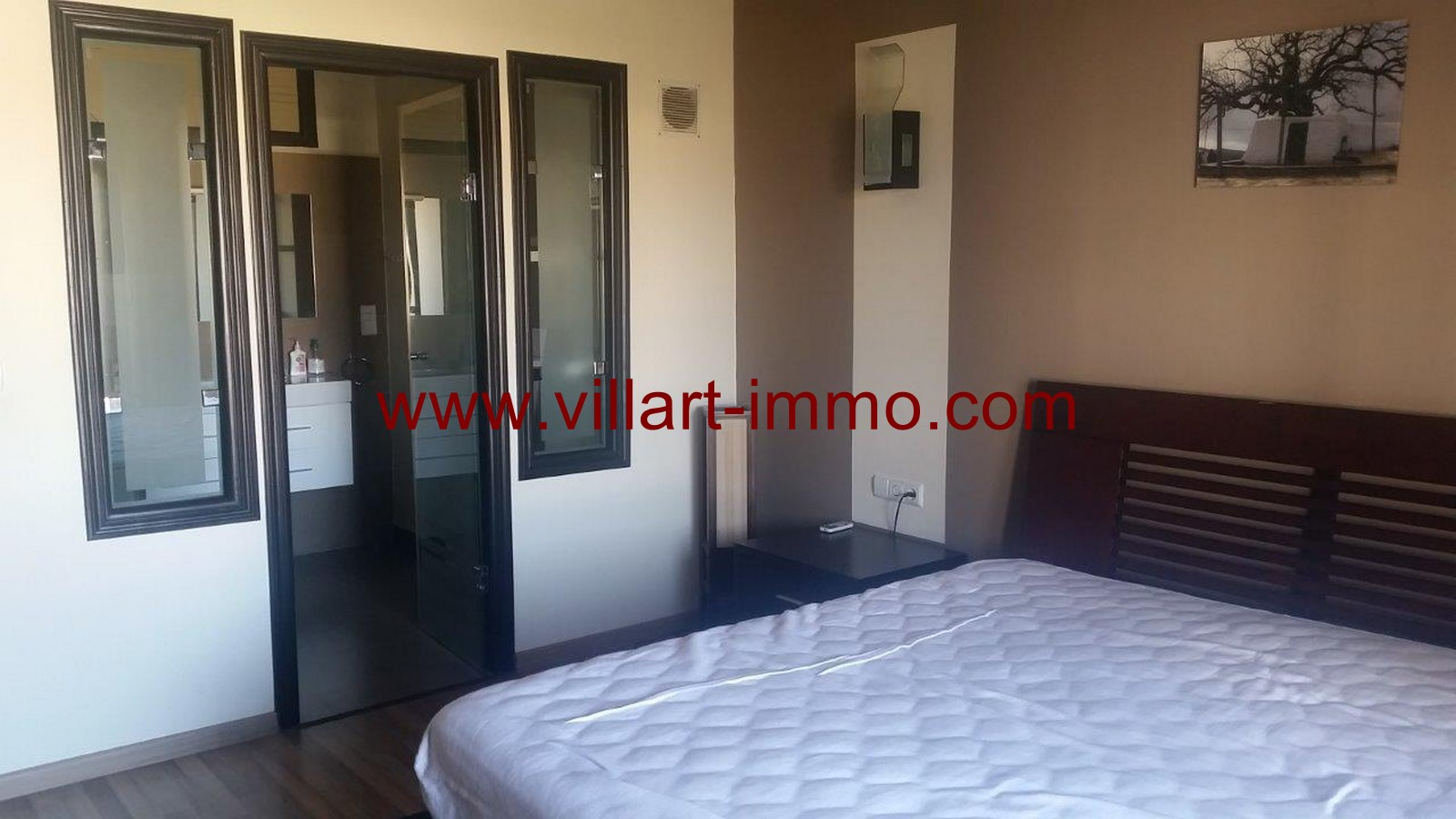 15-To Let-Villa-Furnished-Tangier-Bedroom 3 -LSTV986-Villart-Immo