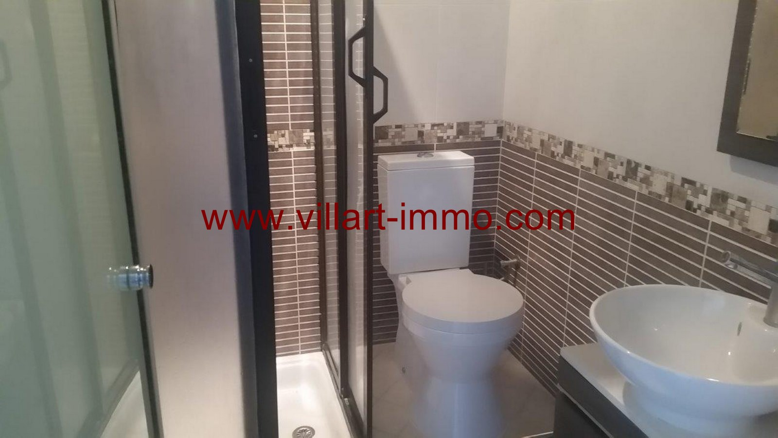 19-To Let-Villa-Furnished-Tangier-Bathroom 4-LV986-Villart Immo