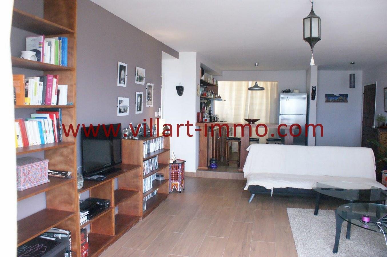 Magnifique appartement meubl a louer face la baie de tanger villart - Appartement meuble a louer a tanger ...