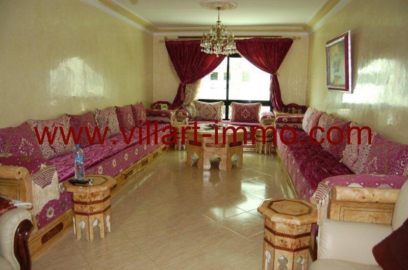... 2 Location Appartement Meuble Tanger Centre Ville Salon  ...