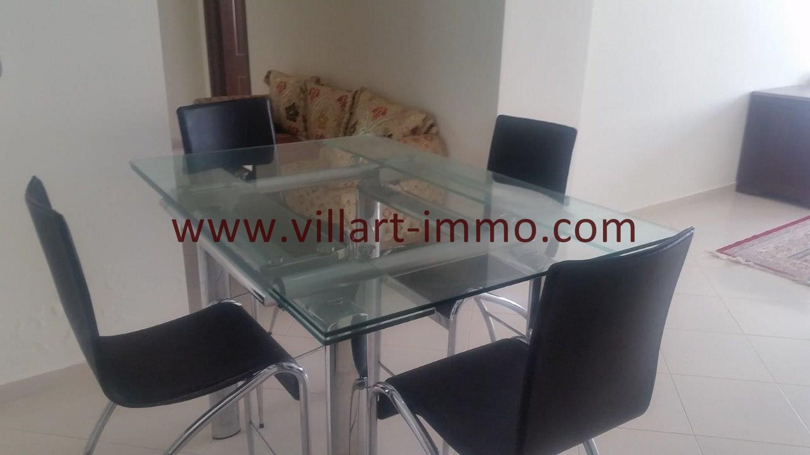 ... 2 Location Appartement Meuble Tanger Salle A Manger  ...