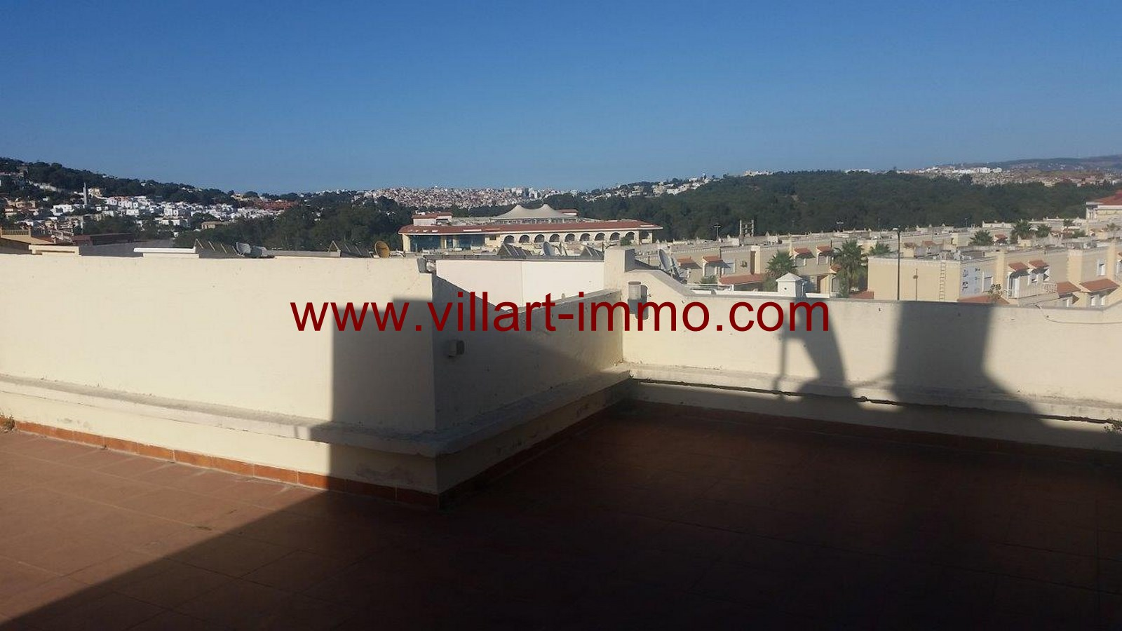 22-To Let-Villa-Furnished-Tangier-Terrace-LSTV986-Villart-Immo