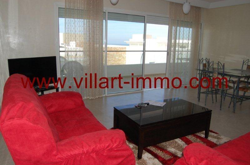 ... 3 A Louer Appartement Meuble Tanger Malabata Salon  ...