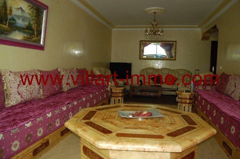 A Louer  Tanger Appartement De Type F Meubl Proximit Playa Et