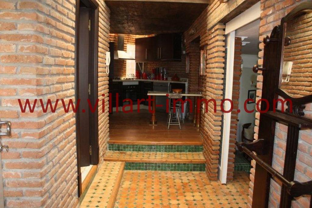 3-Location-Tanger-La montagne-Appartement-Meublé-Entrée-L978