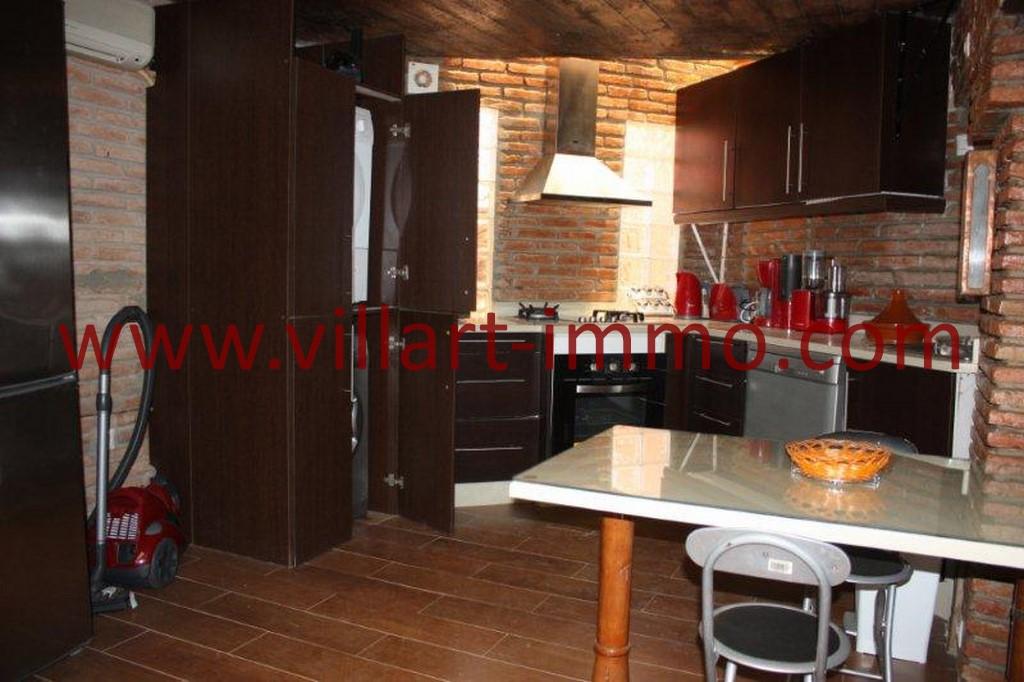 4-Location-Tanger-La montagne-Appartement-Meublé-Cuisine-L978