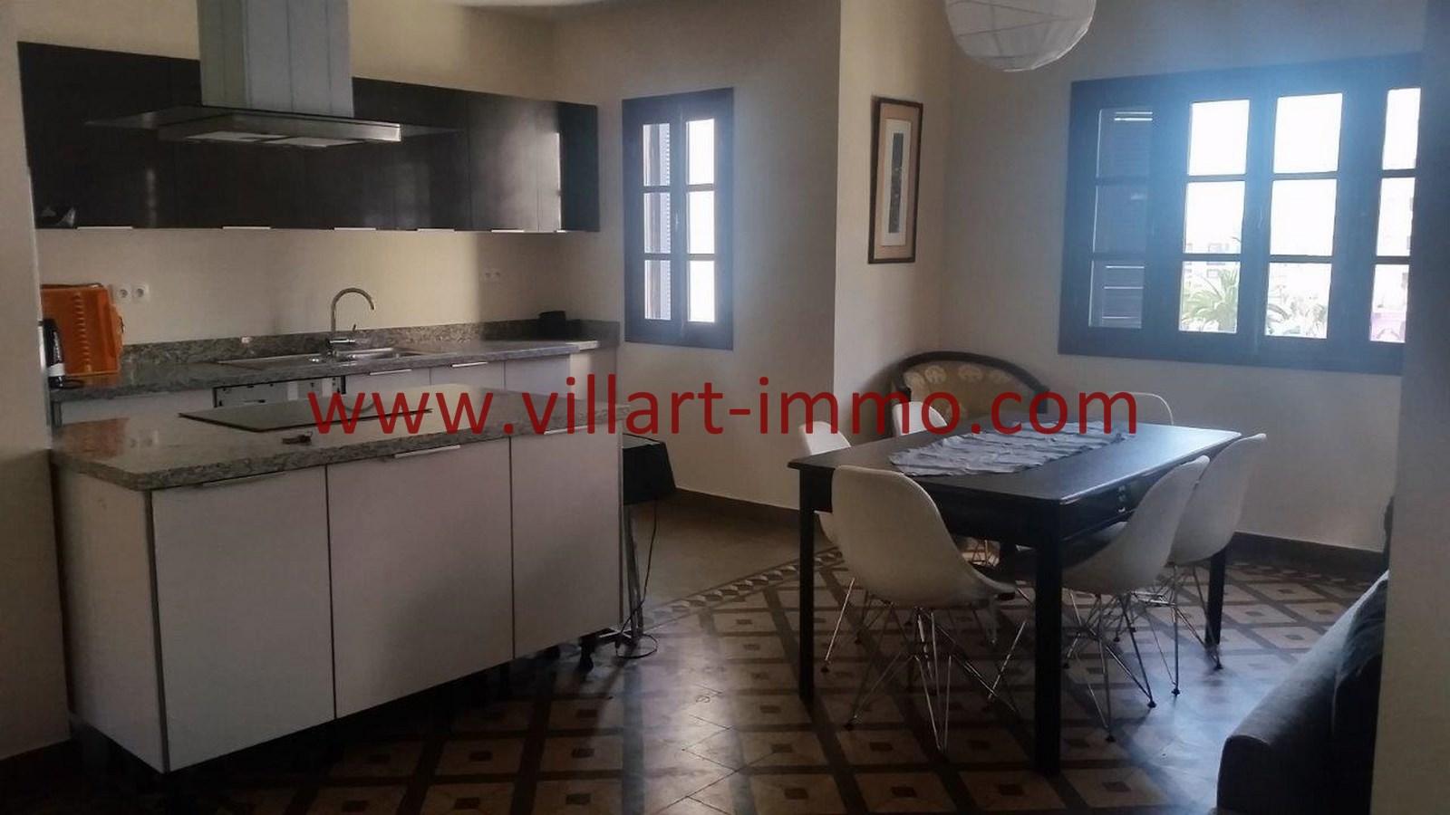 A louer tanger appartement meubl en plein centre ville for Location meuble nice centre ville
