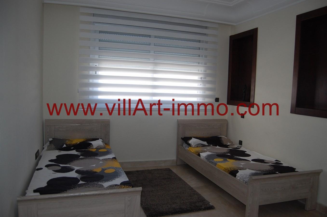 Tr s bel appartement meubl tanger quartier iberia for Chambre de commerce tanger