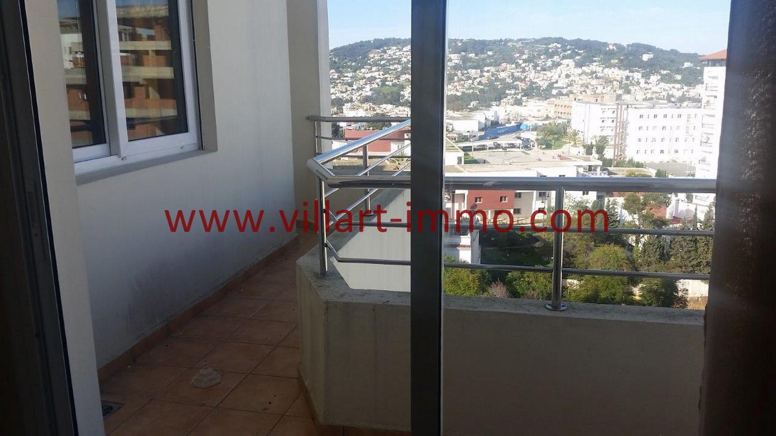 5-A louer-Appartement-Meublé-Tanger-Terrasse-L911-Villart immo
