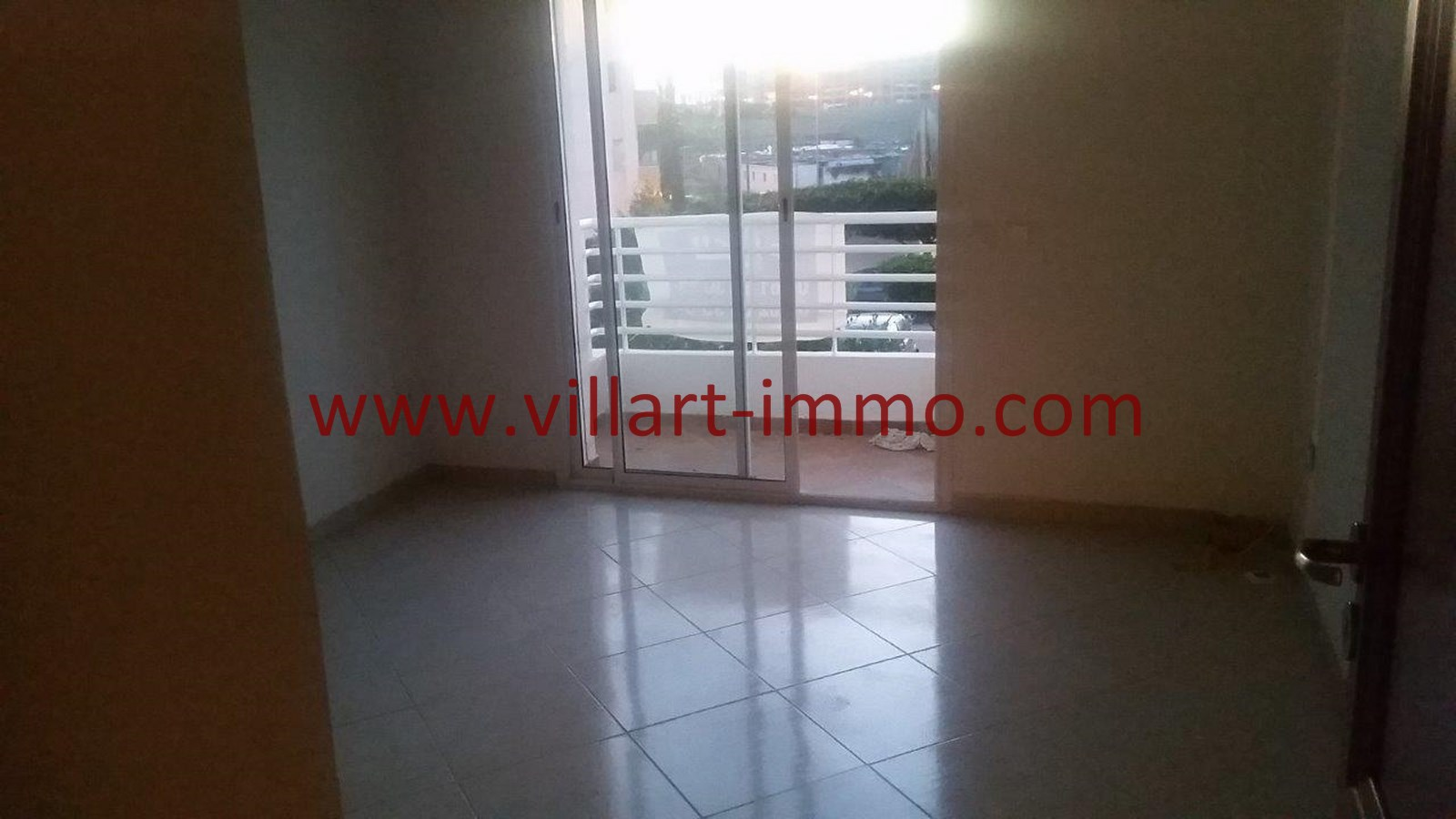 5-Location-Appartement-Non meublé-Tanger-Chambre 2-L913-Villart immo