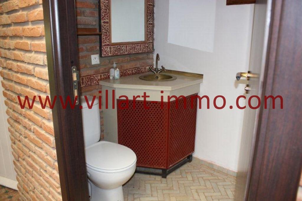 5-Location-Tanger-La montagne-Appartement-Meublé-Toilette-L978