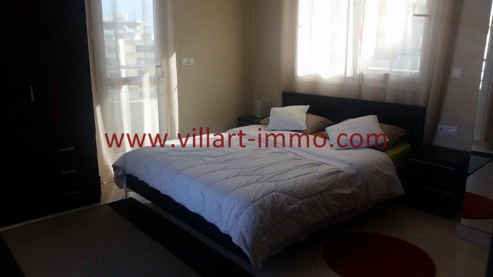 6-A louer-Appartement-Meublé-Tanger-Chambre 1-L911-Villart immo
