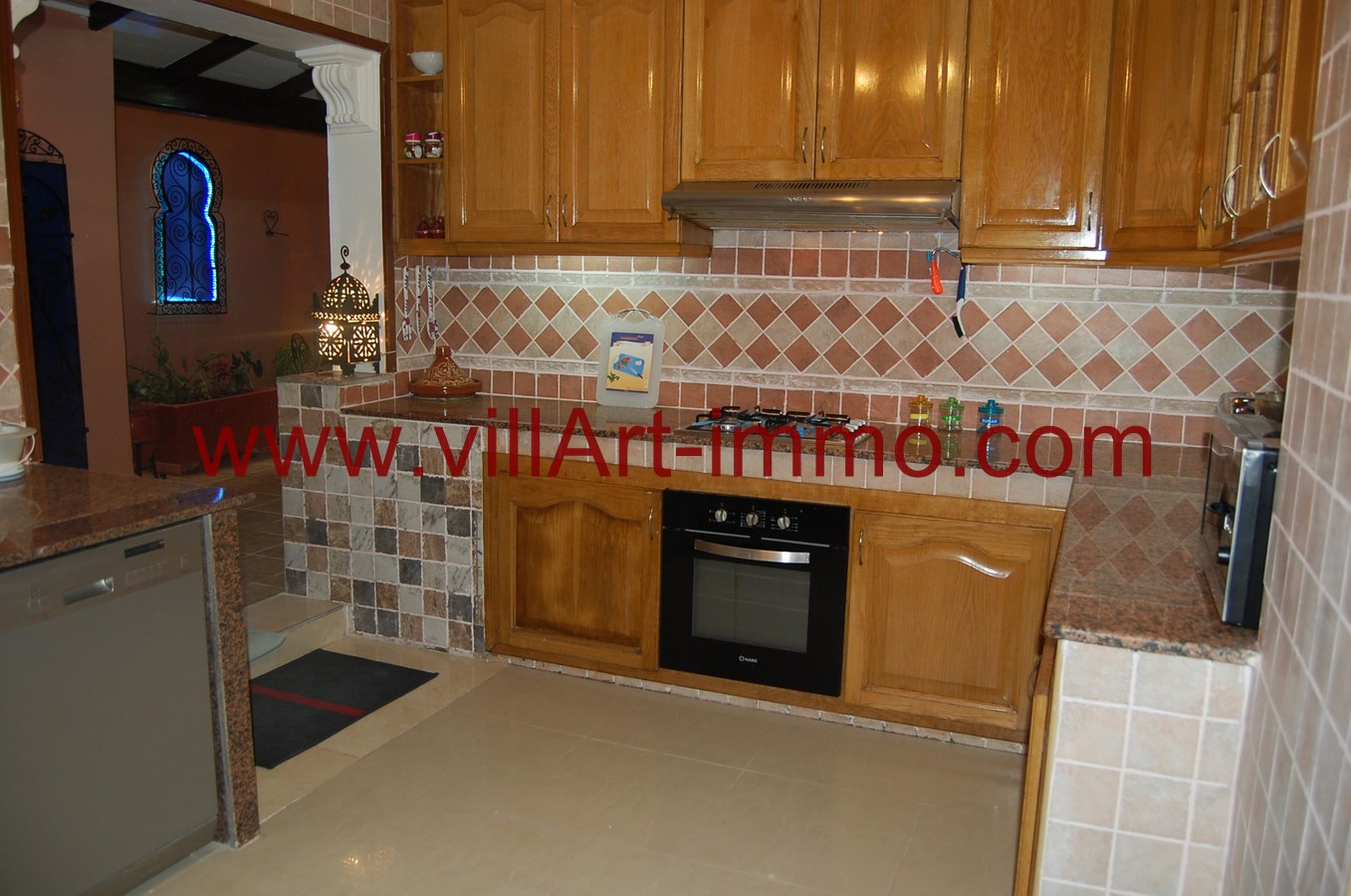 bel appartement a louer de type f4 meubl tanger villart. Black Bedroom Furniture Sets. Home Design Ideas