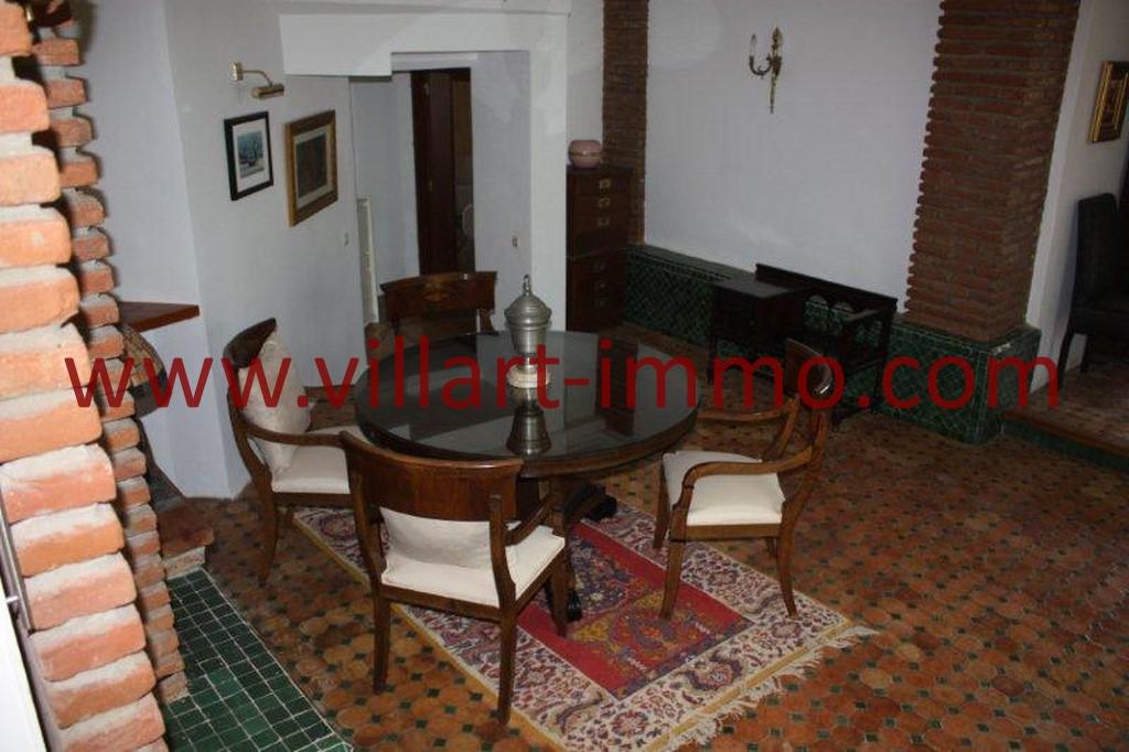 6-Location-Tanger-La montagne-Appartement-Meublé-Salle à manger-L978