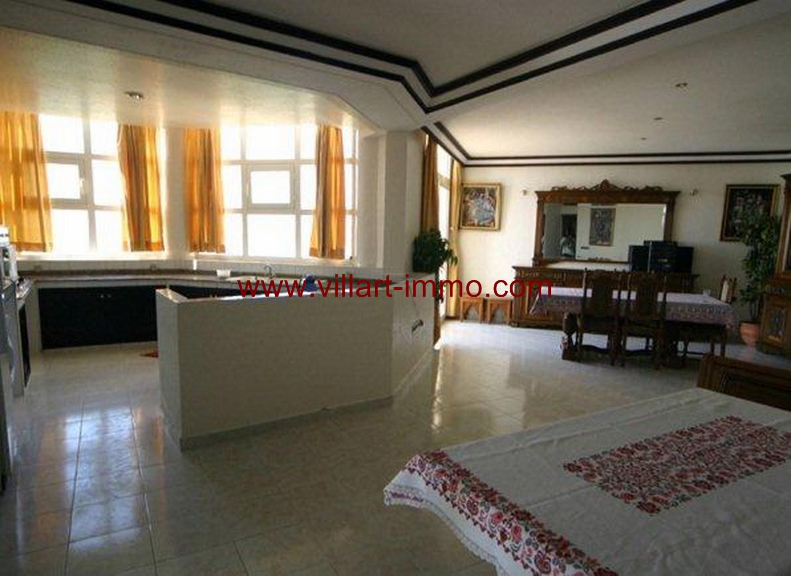 6-Location-Villa-Meublée-Tanger-Achakar-Salon 2-LV910-Villart immo
