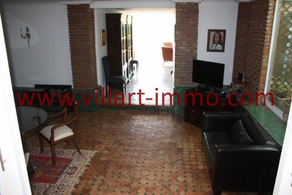 7-Location-Tanger-La montagne-Appartement-Meublé-Salle à manger-L978