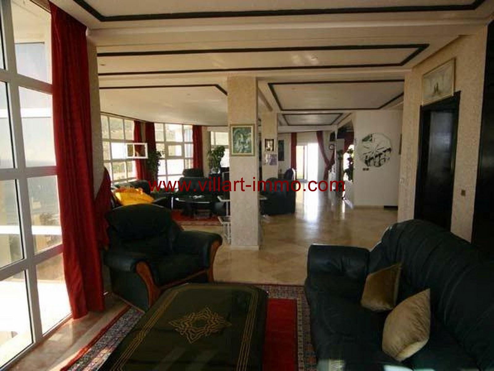 7-Location-Villa-Meublée-Tanger-Achakar-Salon'-LV910-Villart immo