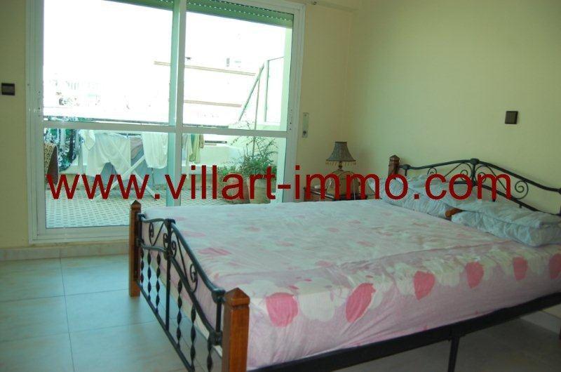 A louer bel appartement meubl avec terrasse situ au for Chambre de commerce tanger