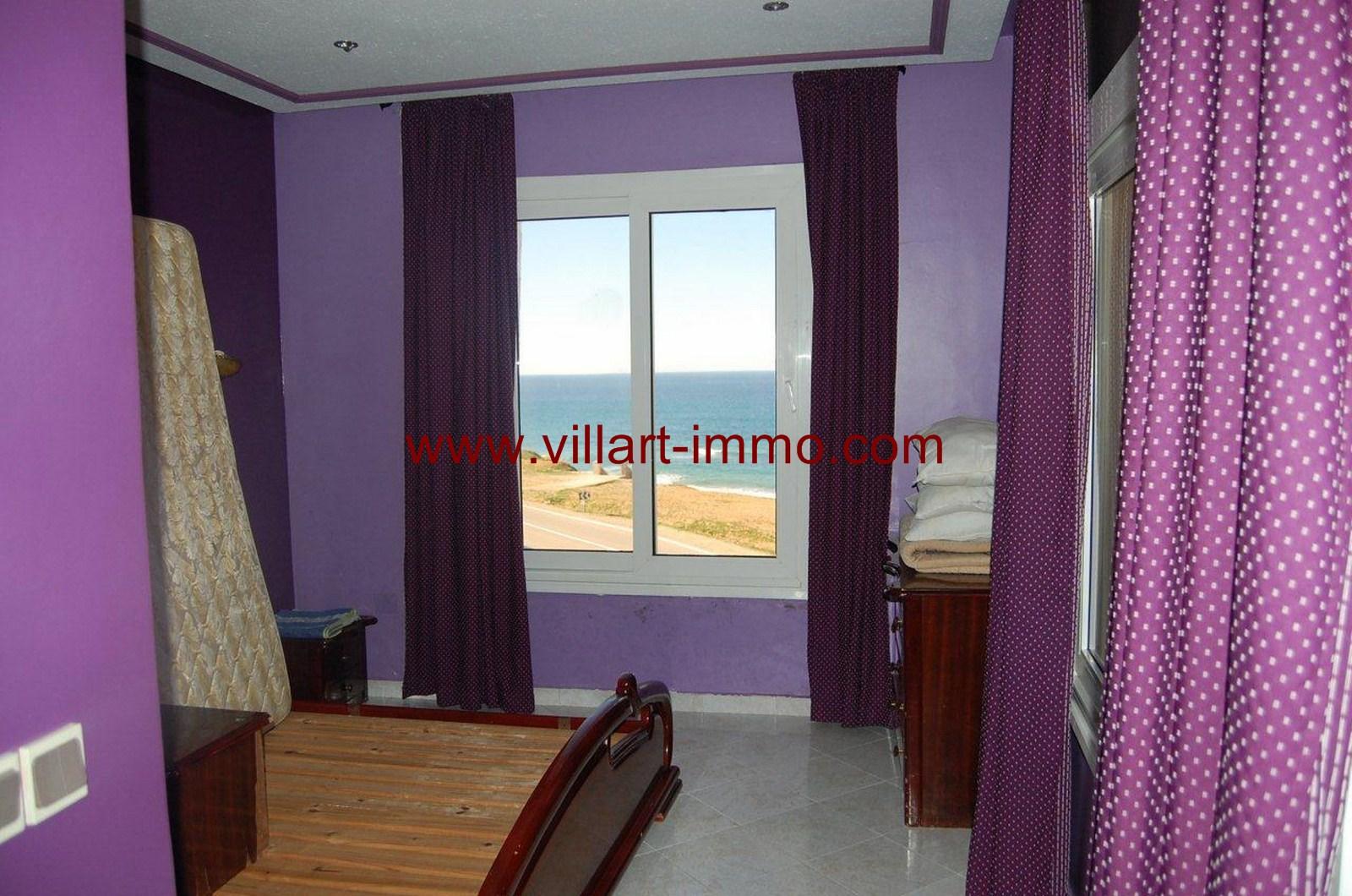 9-Location-Villa-Meublée-Tanger-Achakar-Chambre 2-LV910-Villart immo