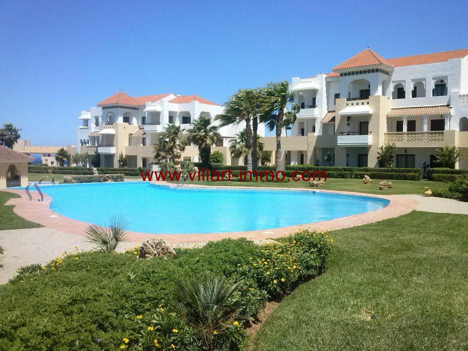 Appartement vendre dans r sidence avec piscines for Appartement piscine