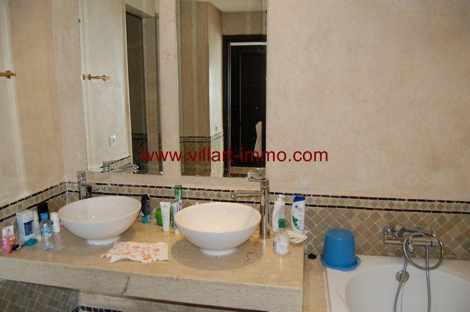 9-For-Sale-Villa-Tangier-Malabata-Bathroom 2-VV354-Villart Immo