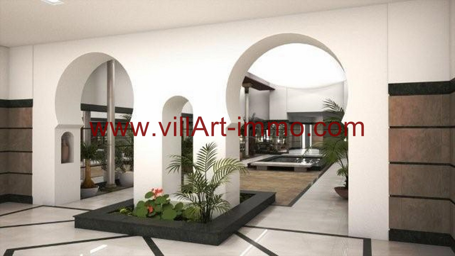 A louer joli appartement meubl dans une r sidence avec ascenseur tanger villart - Location studio meuble montpellier centre ville ...