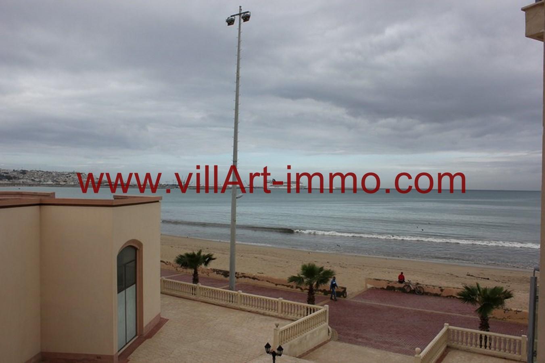 Appartement Avec Vue Mer Et 2 Pas De La Corniche De Tanger Villart # Corniche De Meuble