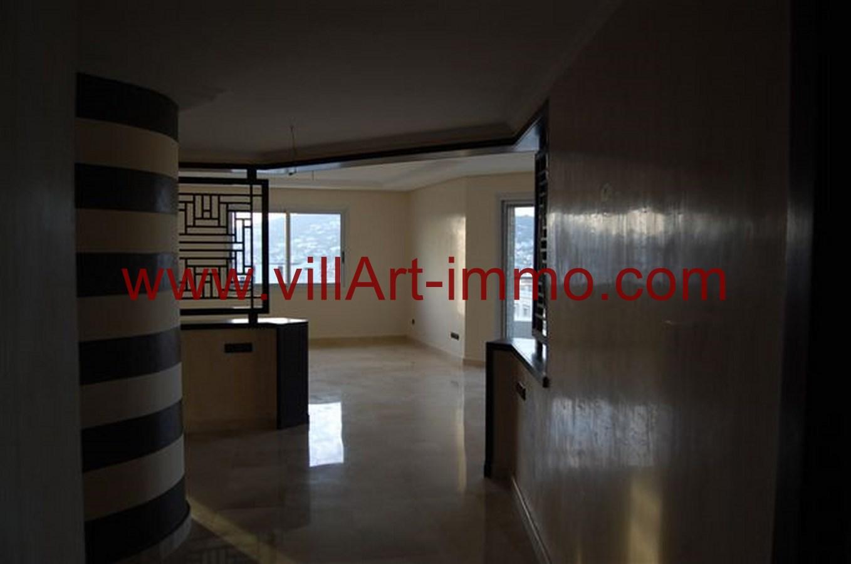 1-Location-Appartement-Non meublé-Tanger-Entrée-L746-Villart immo
