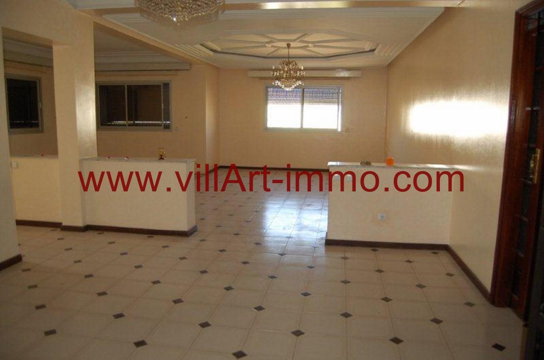 1-Location-Appartement-Tanger-Centre ville-Salon-L762-villart immo