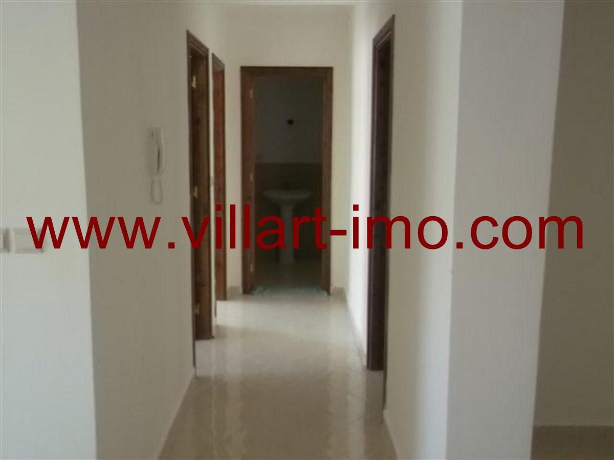1-Location-Tanger-Appartement-Non meublé-L531-Couloir