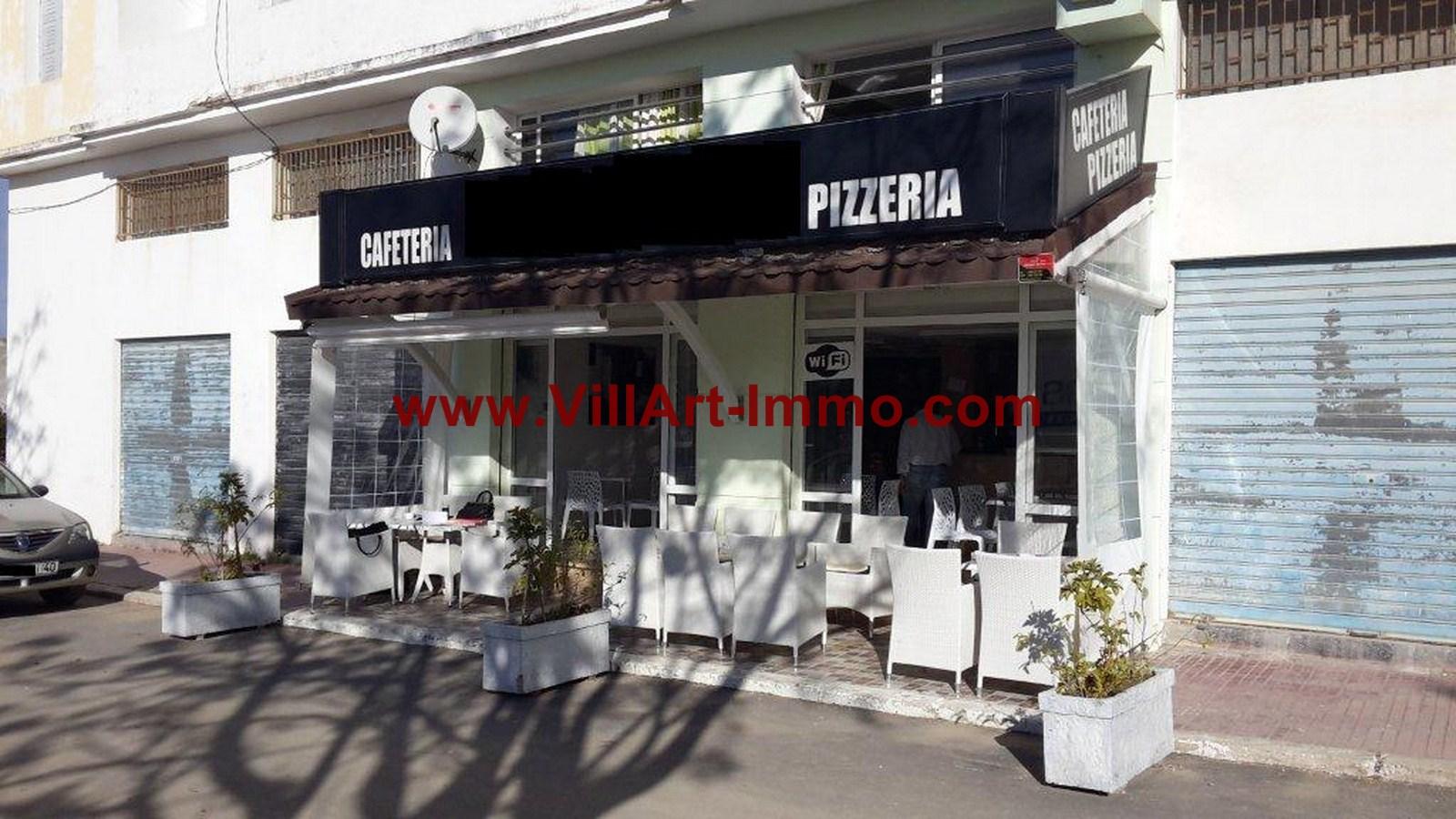 vente restaurant tanger
