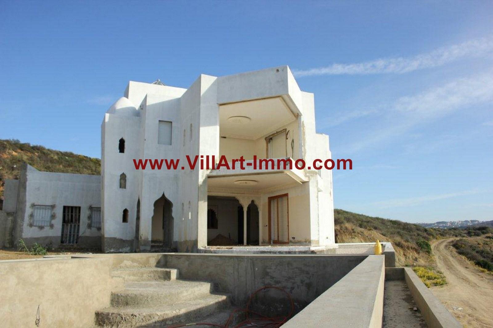 1-Vente-Villa-Tanger-Villa 1 -VV270-VIllart-Immo