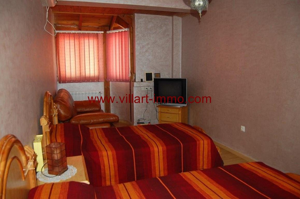 10-Location-Appartement-Meublé-Nejma-Chambre 2-L1009-Agence-Villart-Immo-Tanger