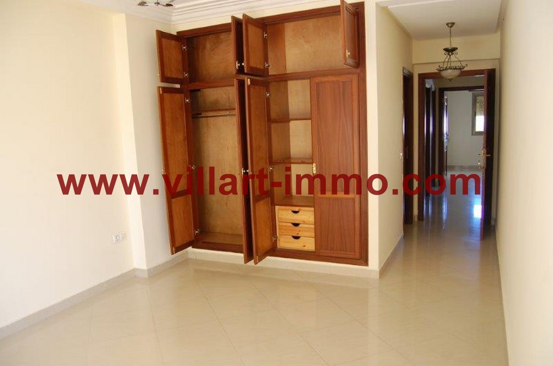 10-Location-Appartement-Non meublé-Tanger-Chambre 3-L716-Villart immo