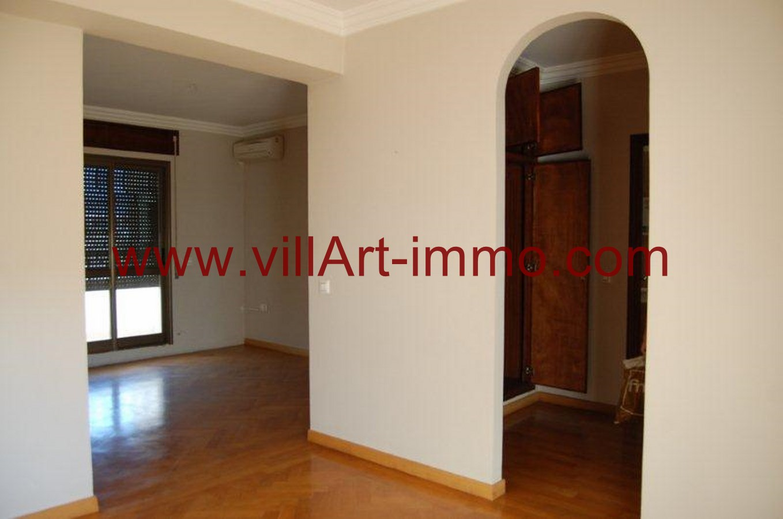 10-Location-Appartement-Non meublé-Tanger-Chambre 3-L734-Villart immo