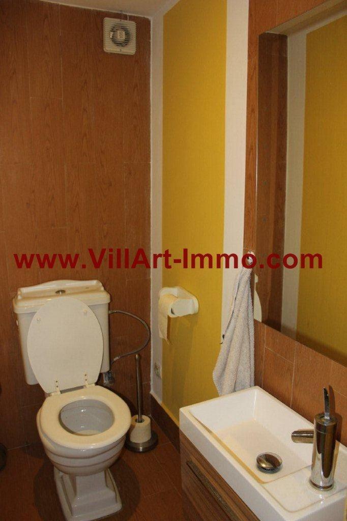 10-Vente-Appartement-Tanger-Centre-Ville-Salle de Bain 2-VA277-Villart Immo