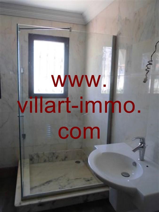 10-Vente-Villa-Tanger-Malabata-Salle-De-Bain 2-VV140-Villart Immo