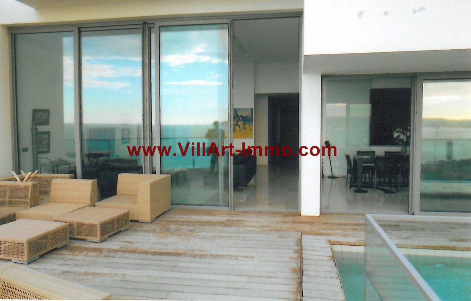 11-Location-Appartement-Meublé-Tanger-Terrasse-L749-Villart immo