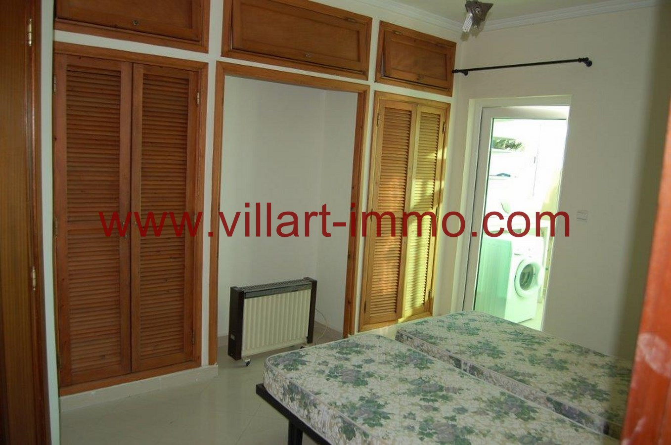11-Location-Appartement-Non meublé-Tanger-Chambre 2-L718-Villart immo